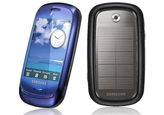 Samsungsolarphonewow
